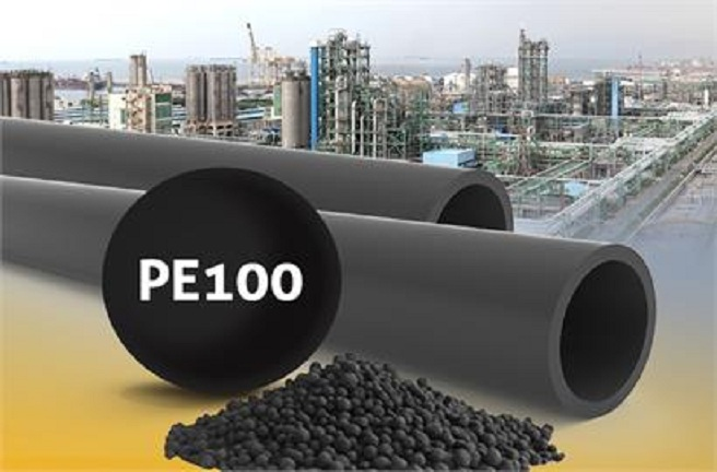 لوله پلی اتیلن PE100